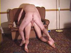 British Slut Moans As She Gets Worked