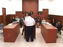 Japanese lawyer gets fucked