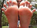 Long toes # 6