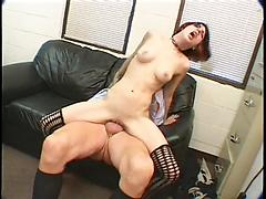 Office Slut Gets Fucked From Behind.