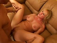 Bethany Sweet blonde MILF buttfuck