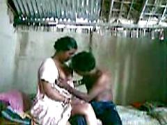 Indian Woman Pleases Her Mans Cock Then Fucks It Hard