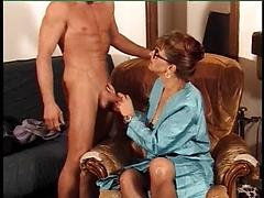 French Anal Mature.