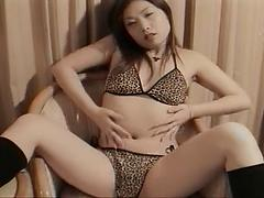 Lots Of Asian Babes Stripping Down And Flaunting