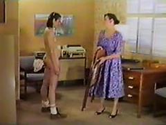 Hottie Gets A Spanking And An Orgasm To Rock Her World