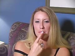 Middle Aged Slut Shows Off Her Cock Sucking Lips In Pov
