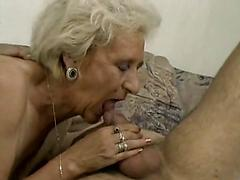 Grandma Can Deep Throat Like A Goddess Before Fuck