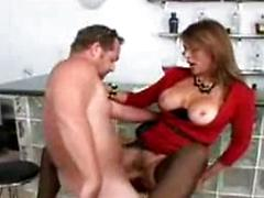 Best Looking Milf I Ever Saw Moans As She Rides A Giant Prick
