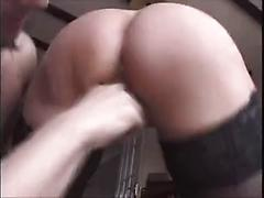 Busty Lady Have Sex With Teen Boy And Got Creampie