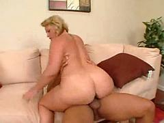 Sexy Blonde Teacher Goes Home With Student