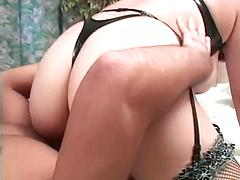Sexy Asian Milf Gets Her Hairy Twat Fingered