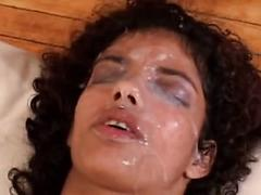 Compilation Of Horny Sluts Being Covered In Hot Cum