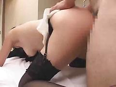 Stripping Off Her Thong And Causiing All Sorts Of Problems