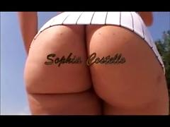 Phat ass sophia castello wants to get fucked down with bbc