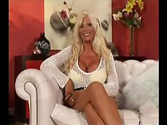 Milf with the biggest tits in britian s first ever porn shoot