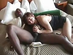 Her wife s present...black cock