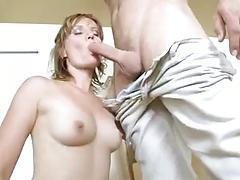 Hot mom pounded by young stud