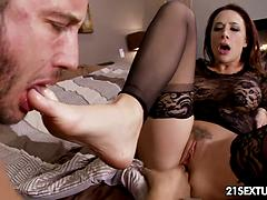 Chanel Preston's Private Little Affair