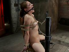 Ugly slut nice abuse