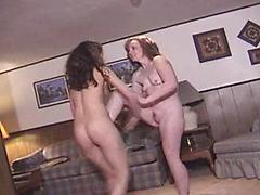 Cunt Busting Catfight